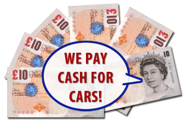 Cash for cars Stockport